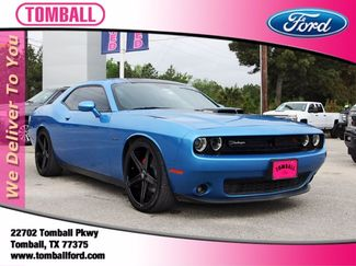 2016 Dodge Challenger R/T Plus Shaker in Tomball, TX 77375