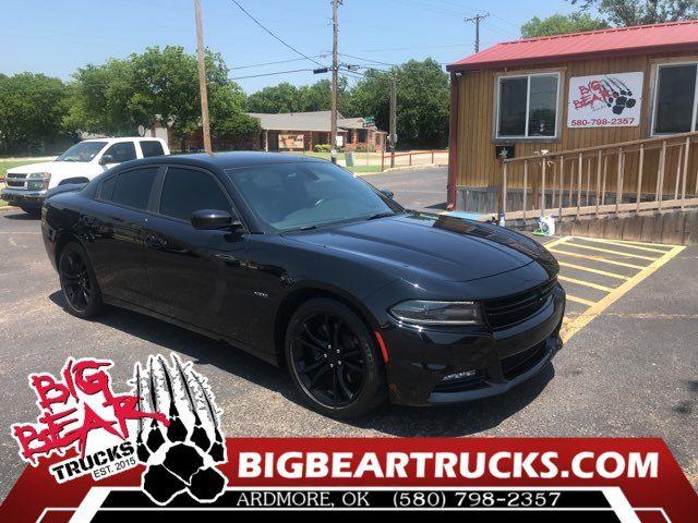 2016 Dodge Charger R/T   Ardmore, OK   Big Bear Trucks (Ardmore) in Ardmore OK