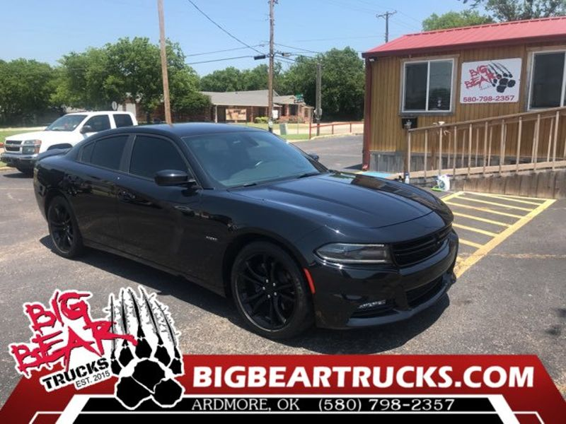 2016 Dodge Charger R T Ardmore Ok Bear Trucks