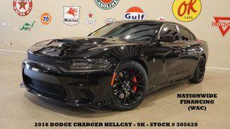 2016 Dodge Charger SRT Hellcat AUTO,EXHAUST,NAV,HTD/COOL LTH,9K in Carrollton, TX 75006