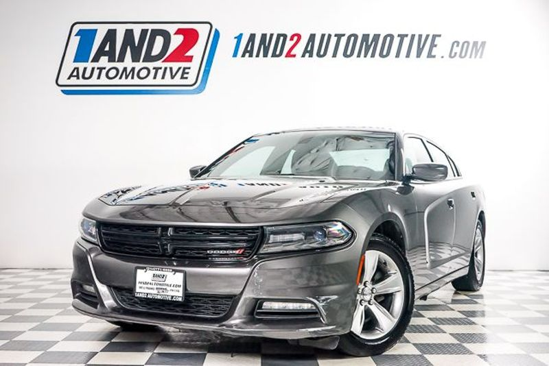 2016 Dodge Charger SXT in Dallas TX