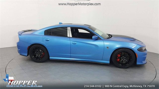 2016 Dodge Charger SRT Hellcat in McKinney Texas, 75070