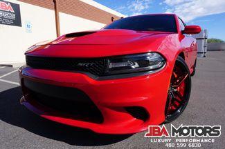 2016 Dodge Charger SRT Hellcat Sedan SRT8 Supercharged | MESA, AZ | JBA MOTORS in Mesa AZ