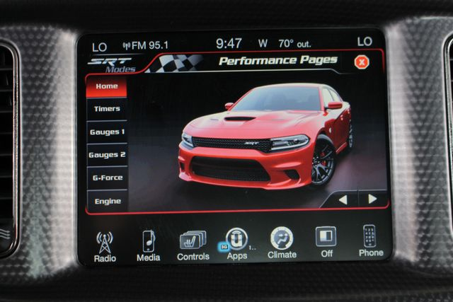 2016 Dodge Charger SRT Hellcat- NAVIGATION - 204 MPH TOP SPEED! Mooresville , NC 39