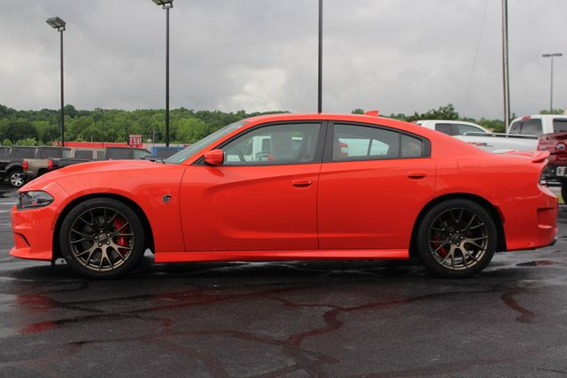 2016 Dodge Charger SRT Hellcat- NAVIGATION - 204 MPH TOP SPEED! Mooresville , NC 16