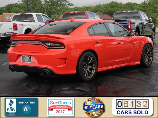 2016 Dodge Charger SRT Hellcat- NAVIGATION - 204 MPH TOP SPEED! Mooresville , NC 2