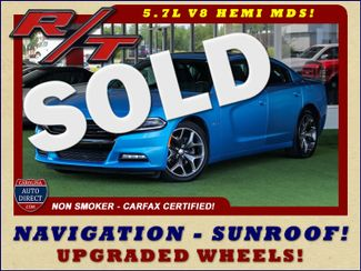 2016 Dodge Charger R/T RWD - NAVIGATION - SUNROOF! Mooresville , NC
