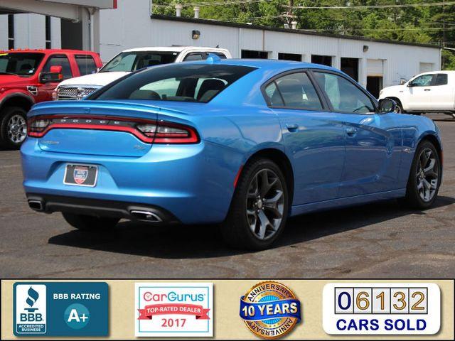 2016 Dodge Charger R/T RWD - NAVIGATION - SUNROOF! Mooresville , NC 2