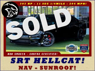 2016 Dodge Charger SRT Hellcat  - NAV - SUNROOF - 204 MPH TOP SPEED! Mooresville , NC