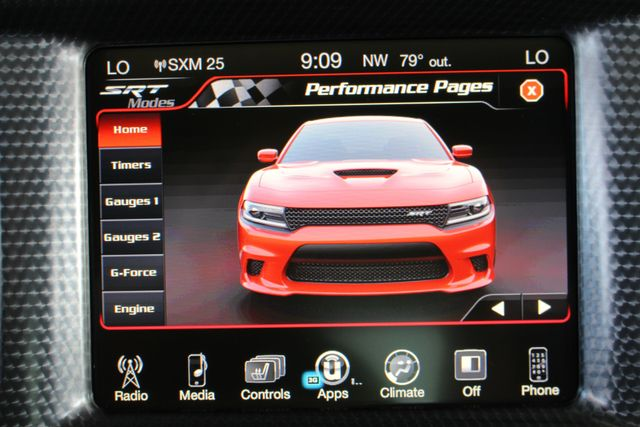 2016 Dodge Charger SRT Hellcat  - NAV - SUNROOF - 204 MPH TOP SPEED! Mooresville , NC 42