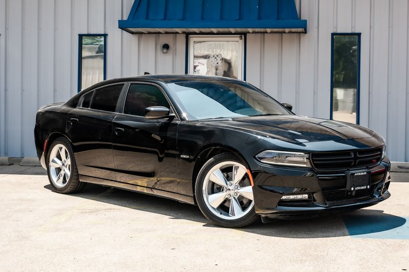 2016 Dodge Charger RT NAV/BT/LEATHER/CLEAN/SUPRTRKPK/BEATS AUDIO SYSTEM in Rowlett, Texas