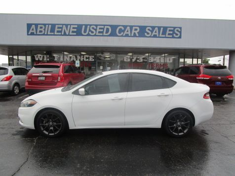 2016 Dodge Dart SE in Abilene, TX