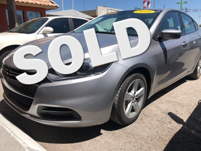 2016 Dodge Dart SXT CAR PROS AUTO CENTER (702) 405-9905 Las Vegas, Nevada