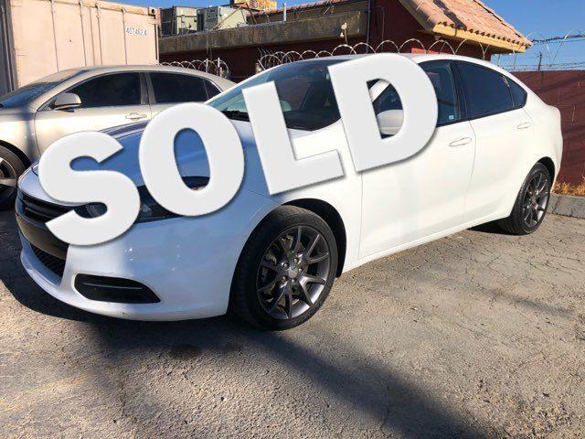 2016 Dodge Dart SE CAR PROS AUTO CENTER (702) 405-9905 Las Vegas, Nevada