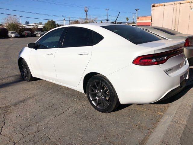 2016 Dodge Dart SE CAR PROS AUTO CENTER (702) 405-9905 Las Vegas, Nevada 2