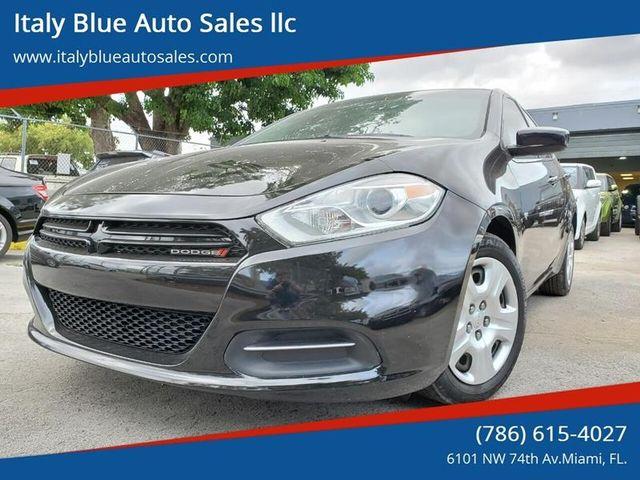 2016 Dodge Dart SE in Miami, FL 33166