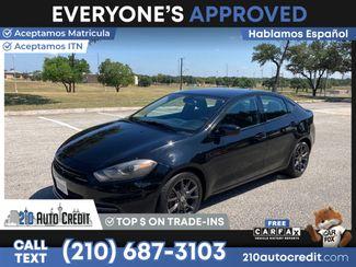 2016 Dodge Dart SE in San Antonio, TX 78237