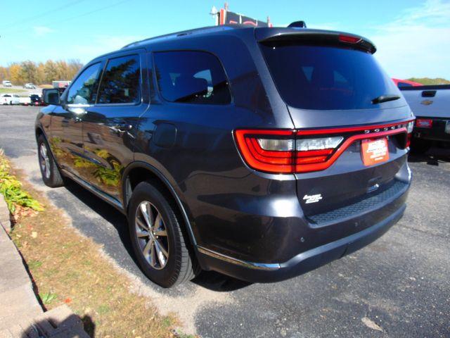 2016 Dodge Durango Limited Alexandria, Minnesota 3