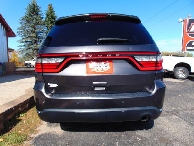 2016 Dodge Durango Limited Alexandria, Minnesota 46