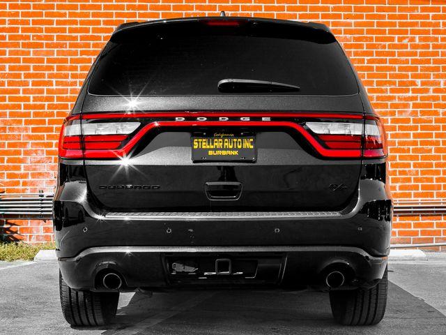 2016 Dodge Durango R/T Burbank, CA 4