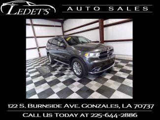 2016 Dodge Durango SXT - Ledet's Auto Sales Gonzales_state_zip in Gonzales