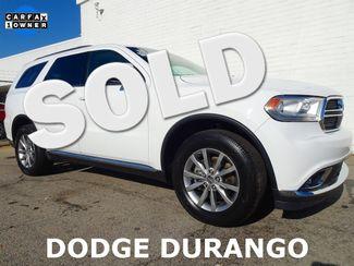 2016 Dodge Durango SXT Madison, NC