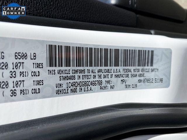 2016 Dodge Durango Limited Madison, NC 45
