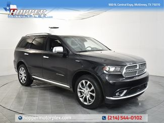 2016 Dodge Durango Citadel in McKinney, Texas 75070