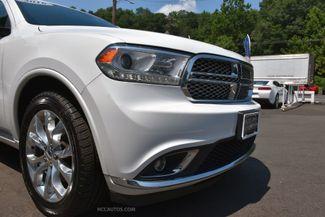 2016 Dodge Durango Citadel Anodized Platinum Waterbury, Connecticut 10
