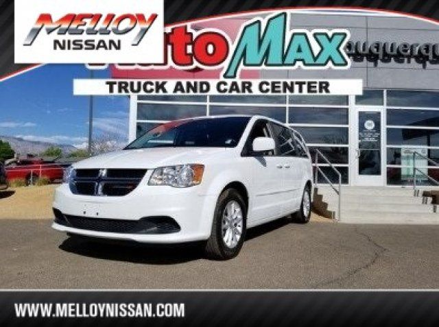 2016 Dodge Grand Caravan SXT in Albuquerque, New Mexico 87109