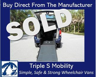 2016 Dodge Grand Caravan American Value Pkg Wheelchair Van Pinellas Park, Florida