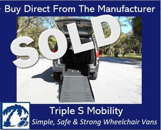 2016 Dodge Grand Caravan American Value Pkg Wheelchair Van Handicap Ramp Van Pinellas Park, Florida