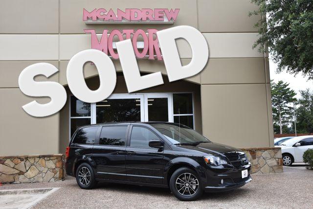 2016 Dodge Grand Caravan SXT Plus LOW MILES