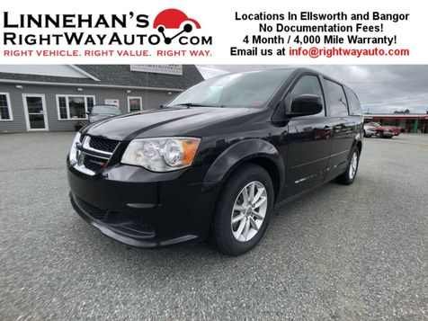 2016 Dodge Grand Caravan SXT in Bangor