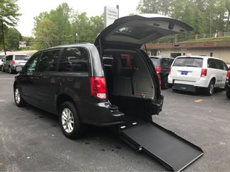 2016 Dodge Grand Caravan SXT handicap wheelchair accessible van Dallas, Georgia