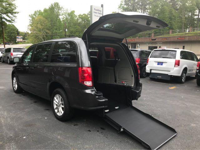 2016 Dodge Grand Caravan SXT handicap wheelchair accessible van