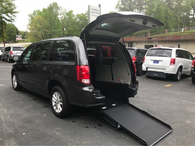 2016 Dodge Grand Caravan SXT handicap wheelchair accessible van