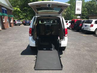 2016 Dodge Grand Caravan SXT handicap wheelchair accessible Dallas, Georgia 2
