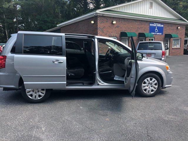 2016 Dodge Grand Caravan handicap wheelchair accessible van Dallas, Georgia 17