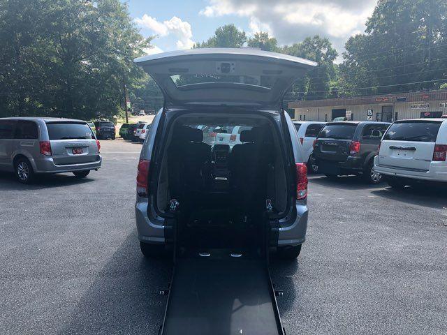 2016 Dodge Grand Caravan handicap wheelchair accessible van Dallas, Georgia 3