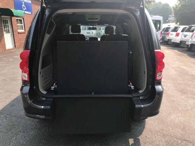 2016 Dodge Grand Caravan SXT Plus handicap wheelchair Dallas, Georgia 10