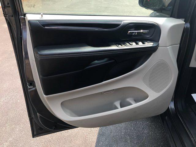 2016 Dodge Grand Caravan SXT Plus handicap wheelchair Dallas, Georgia 18