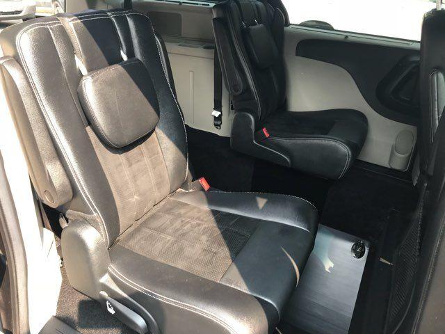 2016 Dodge Grand Caravan SXT Plus handicap wheelchair Dallas, Georgia 25