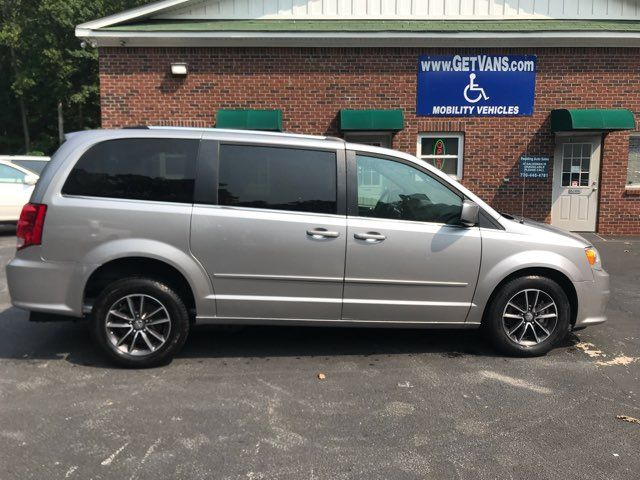 2016 Dodge Grand Caravan SXT Plus handicap wheelchair Dallas, Georgia 5