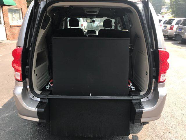 2016 Dodge Grand Caravan SXT Plus handicap wheelchair Dallas, Georgia 11