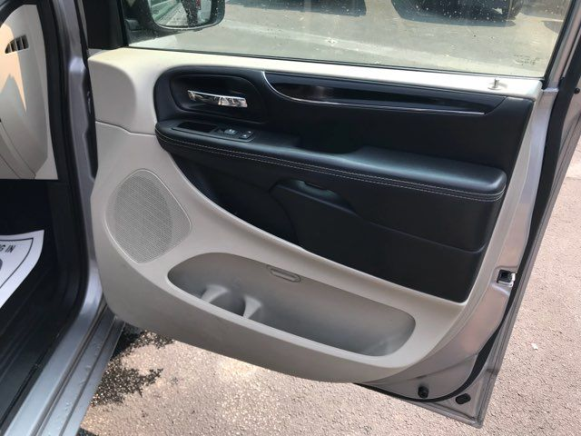 2016 Dodge Grand Caravan SXT Plus handicap wheelchair Dallas, Georgia 23