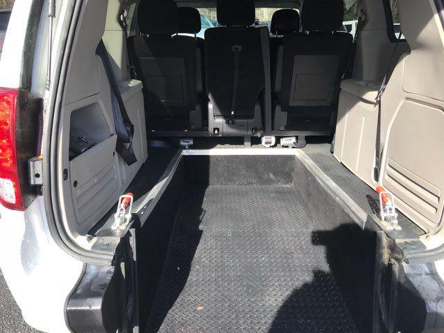 2016 Dodge Grand Caravan handicap wheelchair accessible van Dallas, Georgia 14