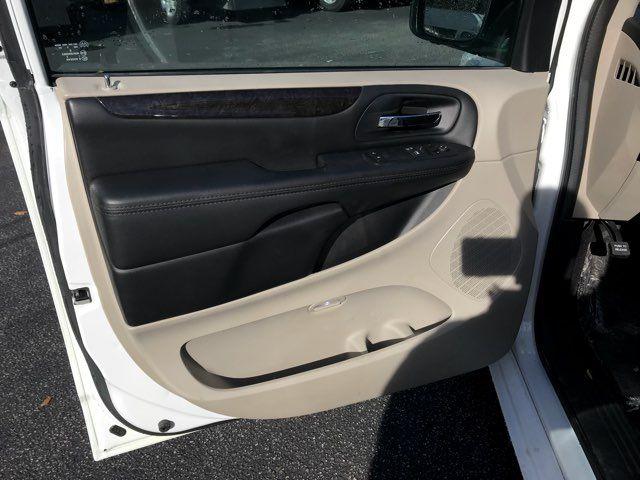 2016 Dodge Grand Caravan handicap wheelchair accessible van Dallas, Georgia 18