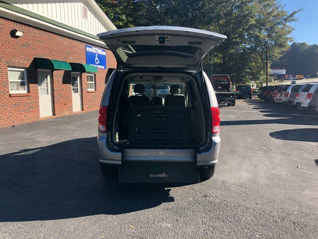 2016 Dodge Grand Caravan Handicap wheelchair accessible rear entry Dallas, Georgia 3