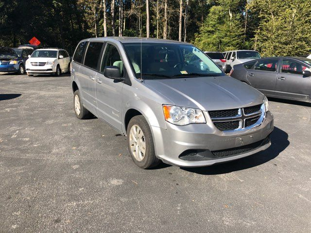 2016 Dodge Grand Caravan Handicap wheelchair accessible rear entry Dallas, Georgia 14